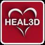 HEAL3D Logo